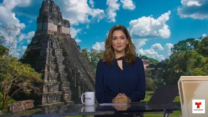 telemundo-destaco-reportaje-tikal-simbolo-cultura-maya