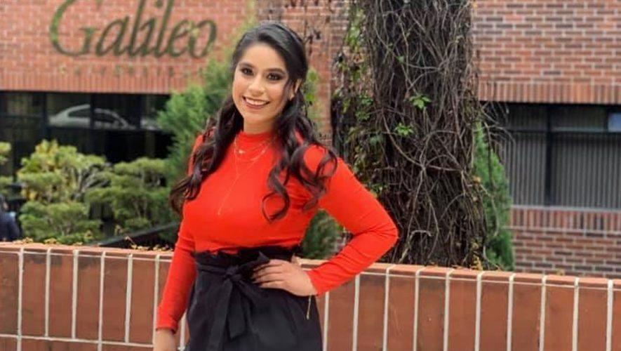Ana Sofía Gómez aprobó su examen privado en Licenciatura en Ciencia y Tecnología del Deporte