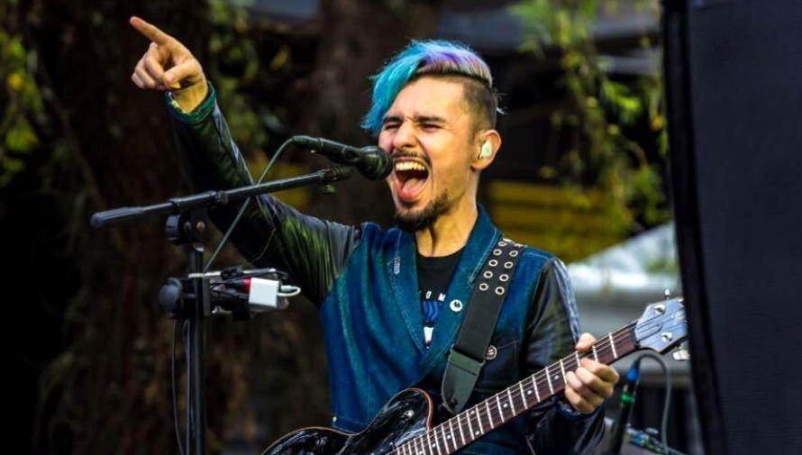 Autoconcierto de The One Man Band en Cardales de Cayalá Diciembre 2020 (1)