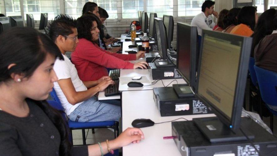 Becas para básicos y bachillerato en tecnología para jóvenes en Guatemala 2020