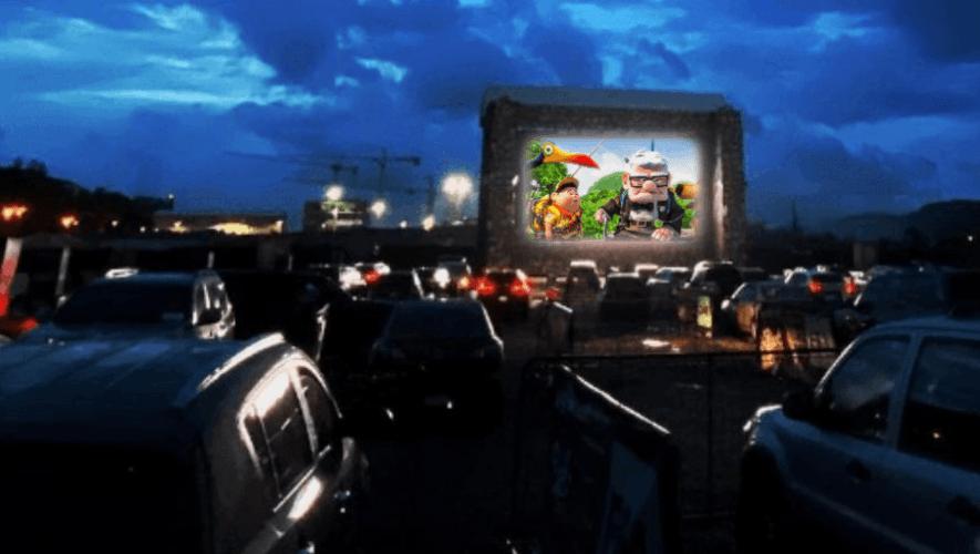 Cartelera de los autocinemas Spot Drive In | 3 al 8 de Noviembre 2020
