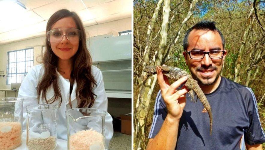 Charlas gratuitas con profesionales y científicos guatemaltecos | Noviembre 2020
