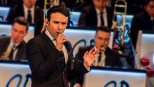 Concierto gratuito de Carlos Peña inaugurando temporada navideña   Noviembre 2020
