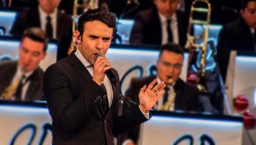 Concierto gratuito de Carlos Peña inaugurando temporada navideña | Noviembre 2020