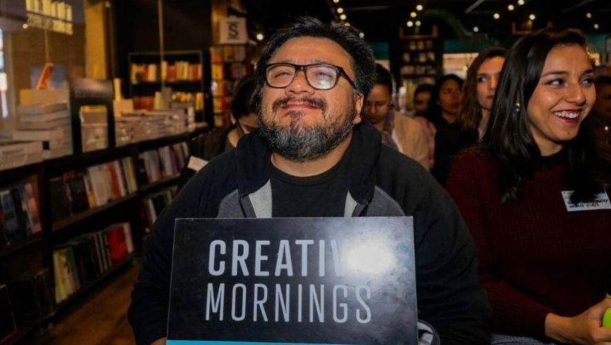 Creative Mornings, charla gratuita inspiracional | Noviembre 2020