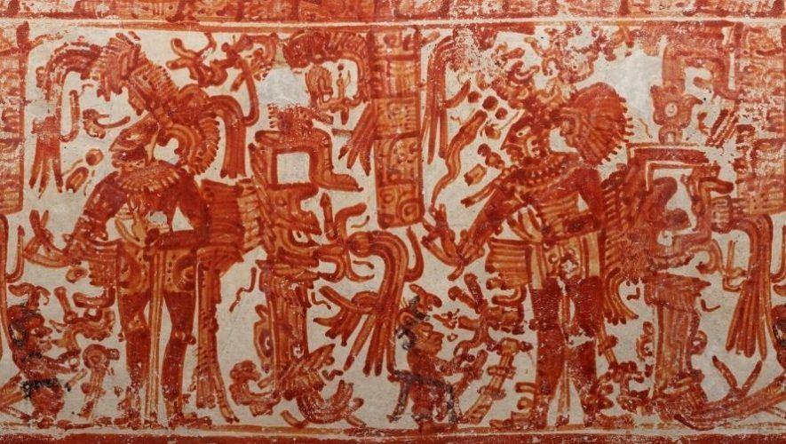 Exhibición virtual de obras de arte mayas prehispánicas   Noviembre 2020