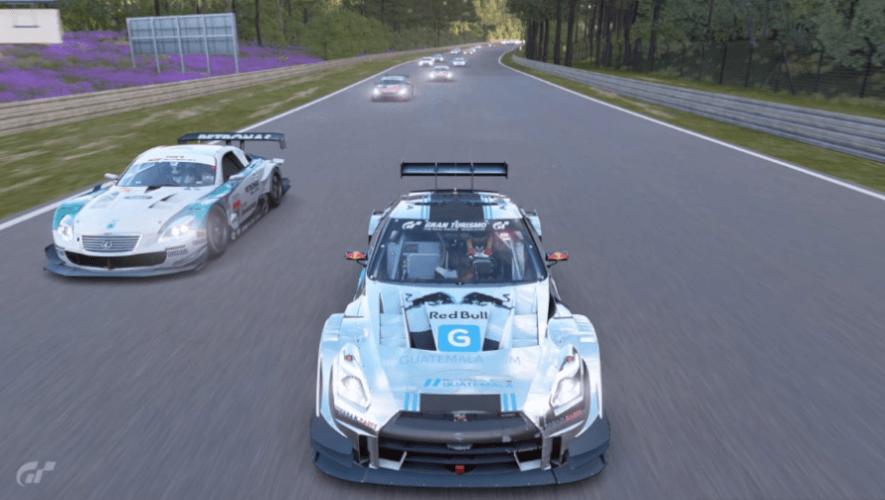 Fecha 4 del Tercer Campeonato Nacional Virtual de Automovilismo | Noviembre 2020