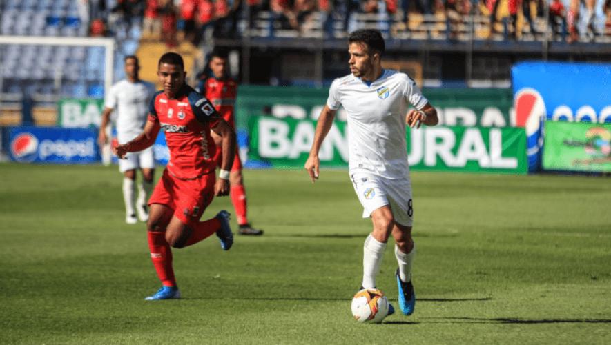 Fecha y hora del clásico 313 Comunicaciones vs. Municipal, Torneo Apertura 2020