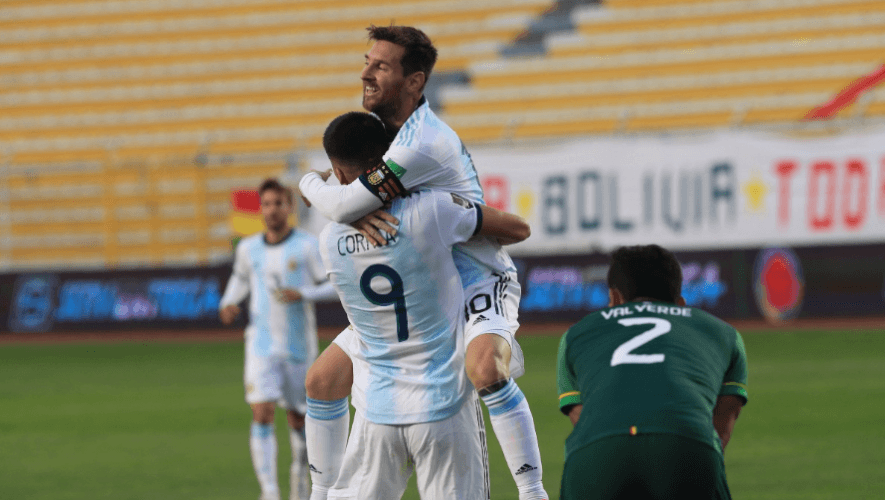 Fecha y hora en Guatemala partido Argentina vs. Paraguay, Eliminatorias Conmebol Qatar 2022