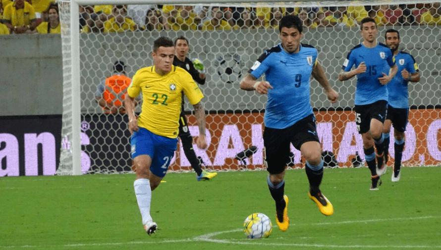 Fecha y hora en Guatemala: partido Uruguay vs. Brasil, Eliminatorias  Conmebol Qatar 2022