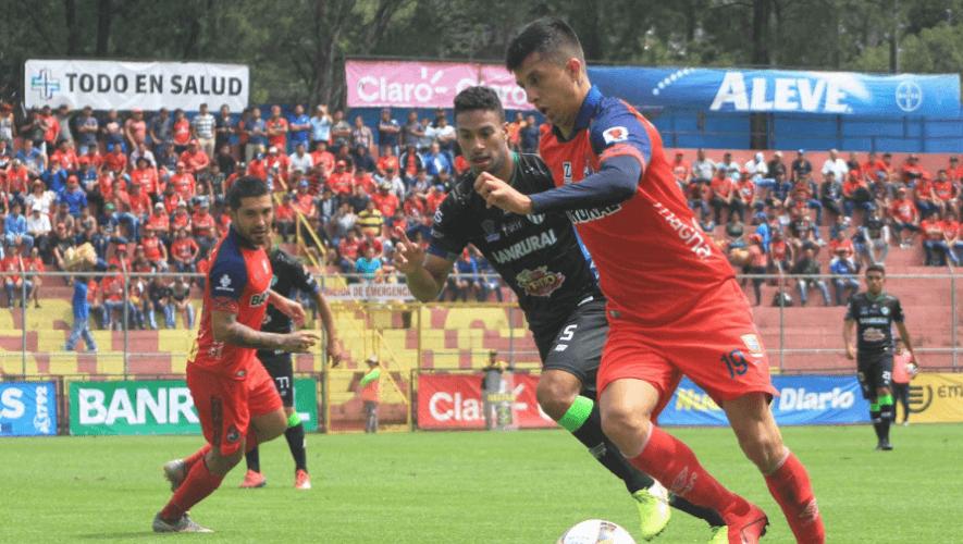 Fechas, horarios y canales para ver la jornada 12 del Torneo Apertura 2020 de Liga Nacional