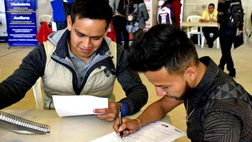 Feria virtual de empleo del Ministerio de Trabajo de Guatemala | Noviembre 2020