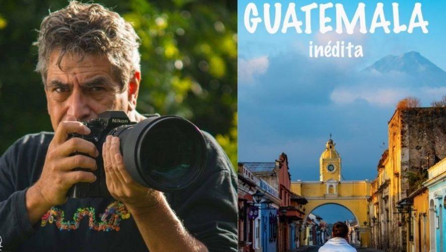 Guatemala Inédita, el libro de Ricky López que retrata a Guatemala durante el toque de queda