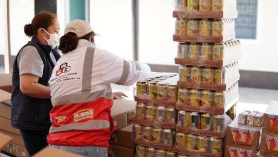 «Guatemaltecos, ¡al rescate!» auxilió a familias afectadas por Eta
