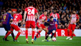 Hora y canales en Guatemala del partido Atlético de Madrid vs. Barcelona, noviembre 2020