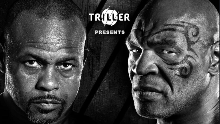 Hora y canales para ver en Guatemala la pelea Mike Tyson vs. Roy Jones Jr, noviembre 2020