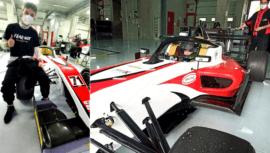 Ian Rodríguez tendrá su primer reto de Fórmula 3 en el Campeonato Regional Europeo 2020