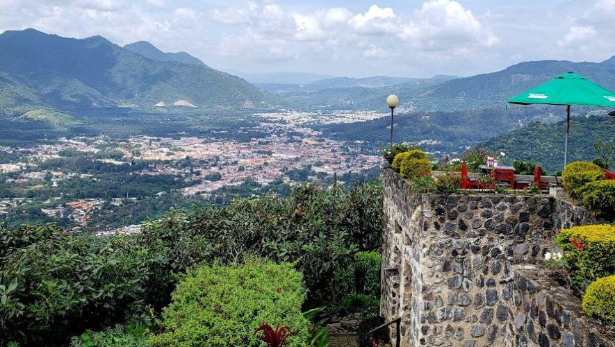 Impresionantes miradores cerca de Antigua Guatemala