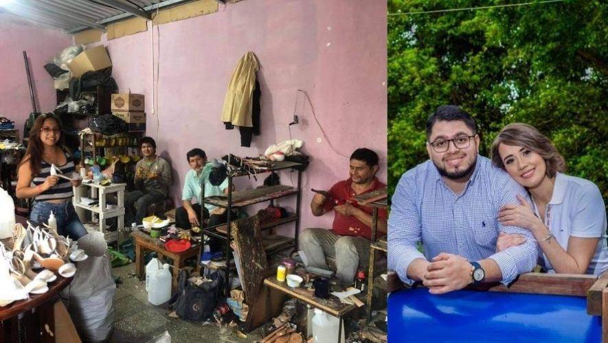 Josué Girón, el emprendedor guatemalteco que ayuda a zapateros de Guatemala a vender