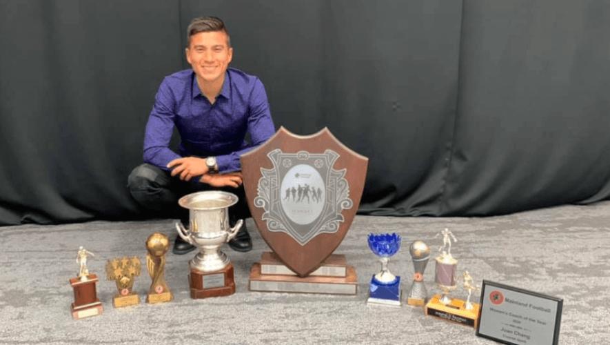 Juan José Chang es nominado a Deportista el Año de los Premio Latinos en Nueva Zelanda