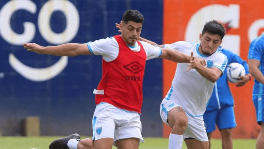 Jugadores convocados de Guatemala para el partido amistoso vs. Honduras, noviembre 2020