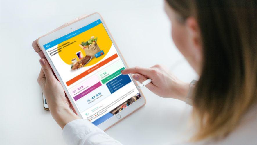 La App de Cupones Guatemala.com como beneficio para todos colaboradores y empresarios del país 2