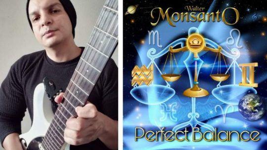 anzamiento del nuevo disco de Walter Monsanto, guitarrista guatemalteco