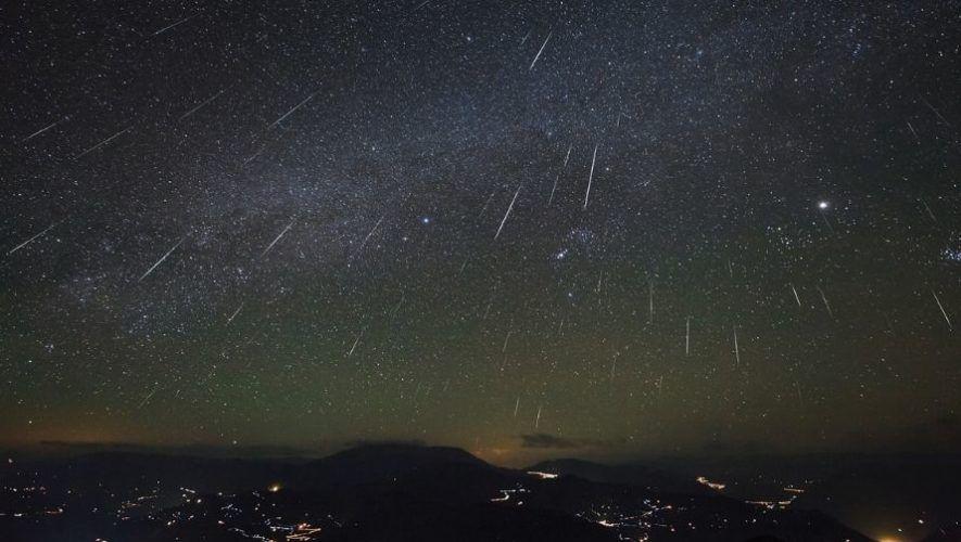 Lluvia de meteoros de las Leónidas | Noviembre 2020