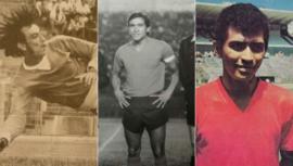 Los jugadores de Municipal que ganaron la Copa de Campeones de Concaf 1974