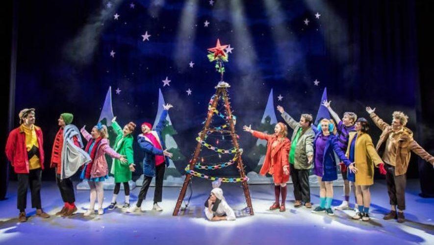 Navidad en la Ciudad, autoshow musical navideño   Diciembre 2020