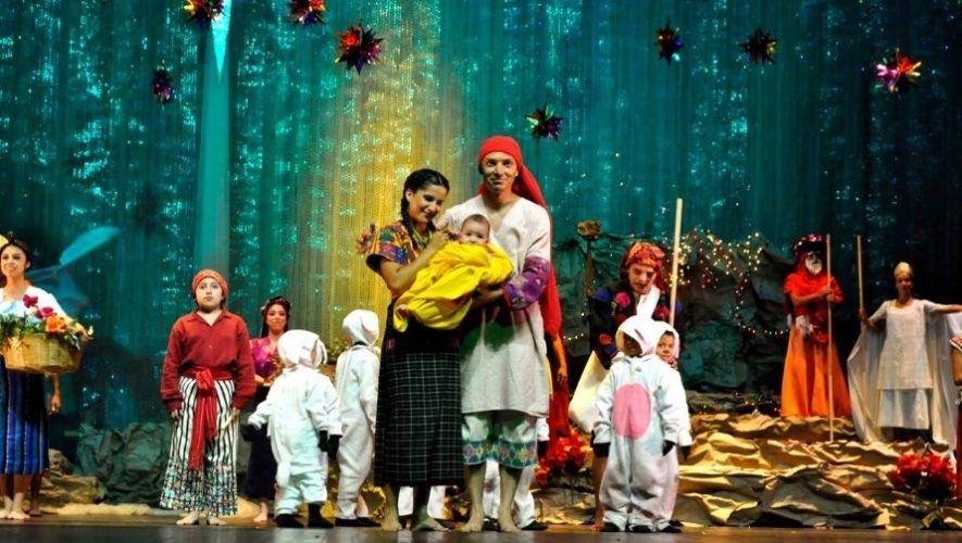 Pastorela navideña por el Ballet Folklórico de Guatemala   Diciembre 2020