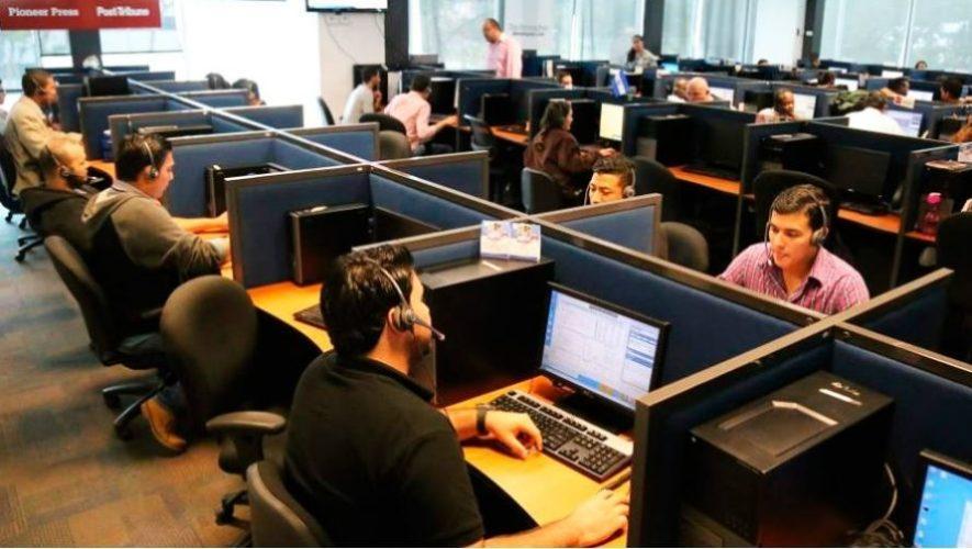 Plazas de call center de servicio al cliente a los que pueden aplicar los guatemaltecos