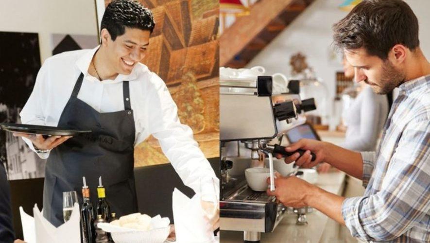 Plazas de trabajo en restaurantes a los que los guatemaltecos pueden aplicar en 2020