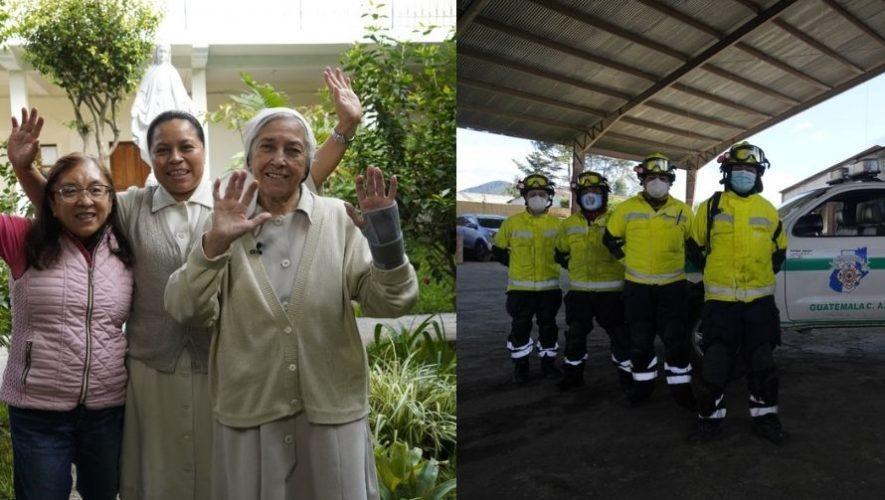 Programa Héroes de la Pandemia reconoció a iniciativas de guatemaltecos durante el COVID-19
