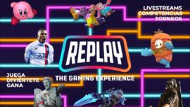 Replay: La plataforma de videojuegos en la que los guatemaltecos demostrarán su talento
