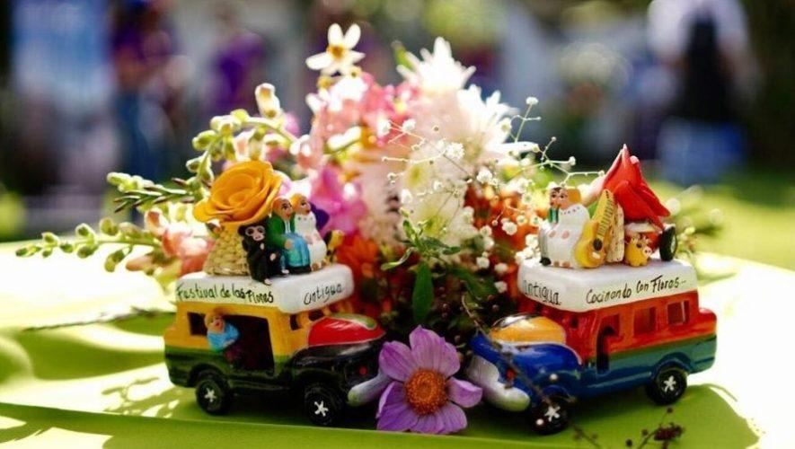 Requisitos para participar en el Mercadito de Flores de la Antigua Guatemala 2020