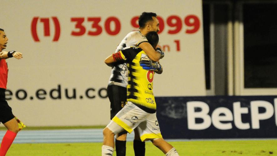 Ricardo Jerez clasificó al Alianza Petrolera a los cuartos de final de Copa Colombia 2020