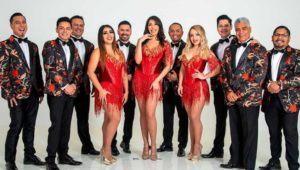 Show de La Sonora Dinamita, Teletón Guatemala 2020   Noviembre 2020