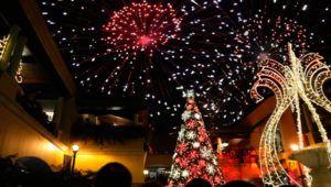 Show de luces e inauguración de la temporada navideña | Noviembre 2020