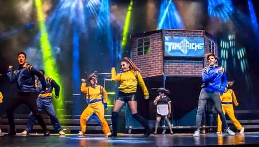 Show gratuito del musical Con Todos Menos Conmigo Noviembre - Diciembre 2020 (2)