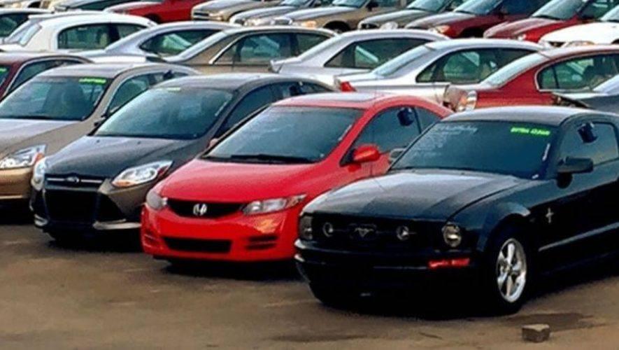 Subasta de vehículos en aduana de Puerto Barrios   Noviembre 2020