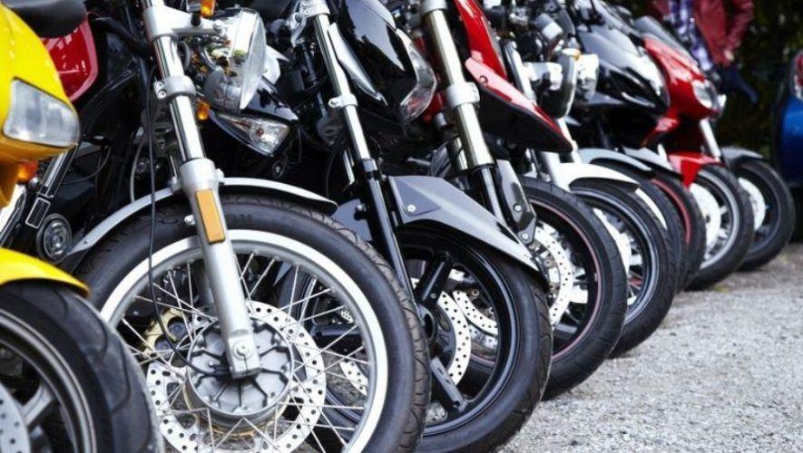 Subasta pública de motos para desarme, Municipalidad de Mixco | Noviembre 2020
