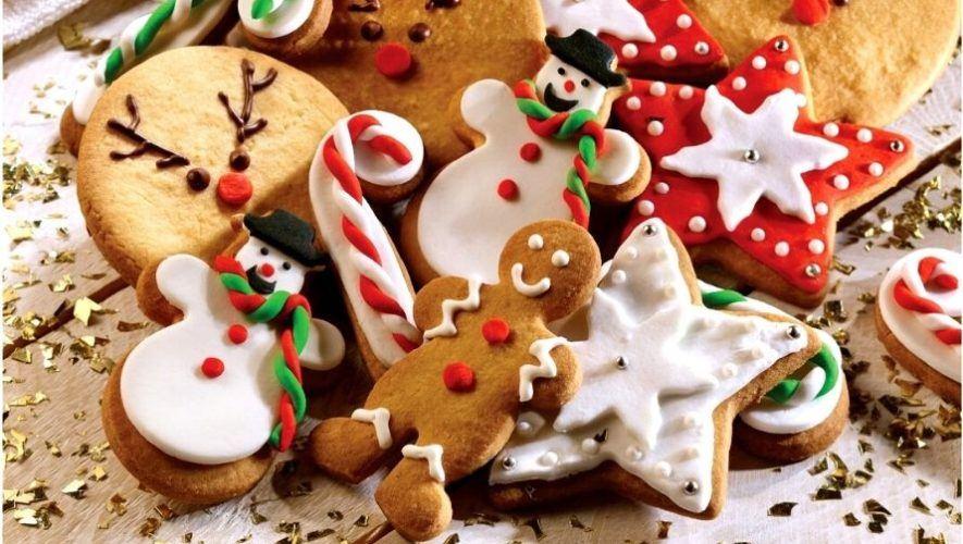 Taller gratuito de galletas y cupcakes navideños   Noviembre 2020