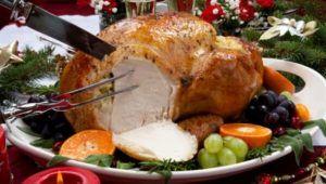 Taller gratuito para hacer pavo relleno para cena navideña, Intecap | Noviembre 2020