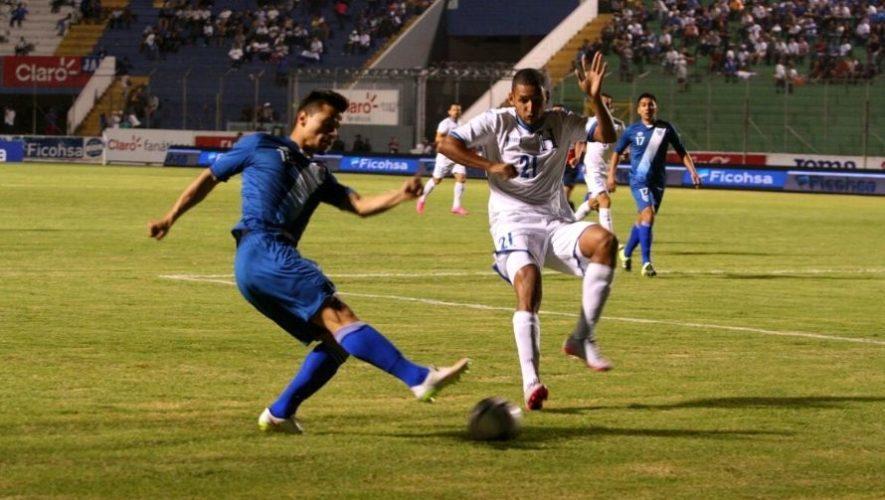 Transmisión del partido amistoso de Guatemala vs. Honduras | Noviembre 2020