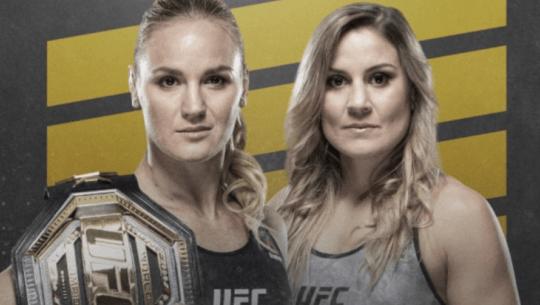 UFC 255: Horario y canales en Guatemala para ver en vivo todas las peleas