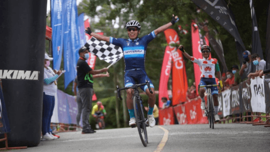 Vuelta a Chiriquí 2020 Alfredo Ajpacajá y Mardoqueo Vásquez conquistaron la etapa reina