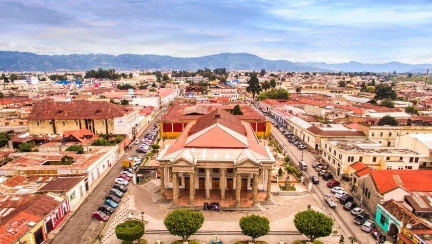 Ciudad de Quetzaltenango busca convertirse en un pueblo pintoresco de Guatemala