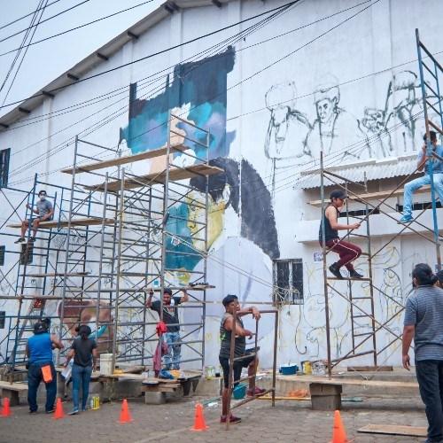 artistas-elaboraron-mural-palin-proyecto-latinoamericano-participantes