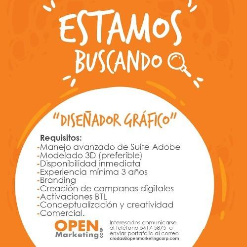 empleo-2020-empresas-ofrecen-trabajo-permanente-guatemala-diseñador-grafico